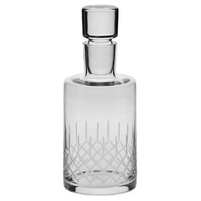 Krosno Glass Whiskey Decanter