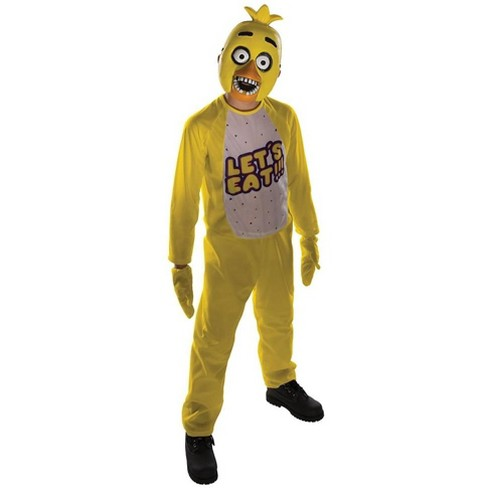 Rubie's Five Nights at Freddy's Chica Costume Tween - image 1 of 1