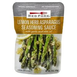 Red Fork Lemon Herb Asparagus Seasoning Sauce 4 oz