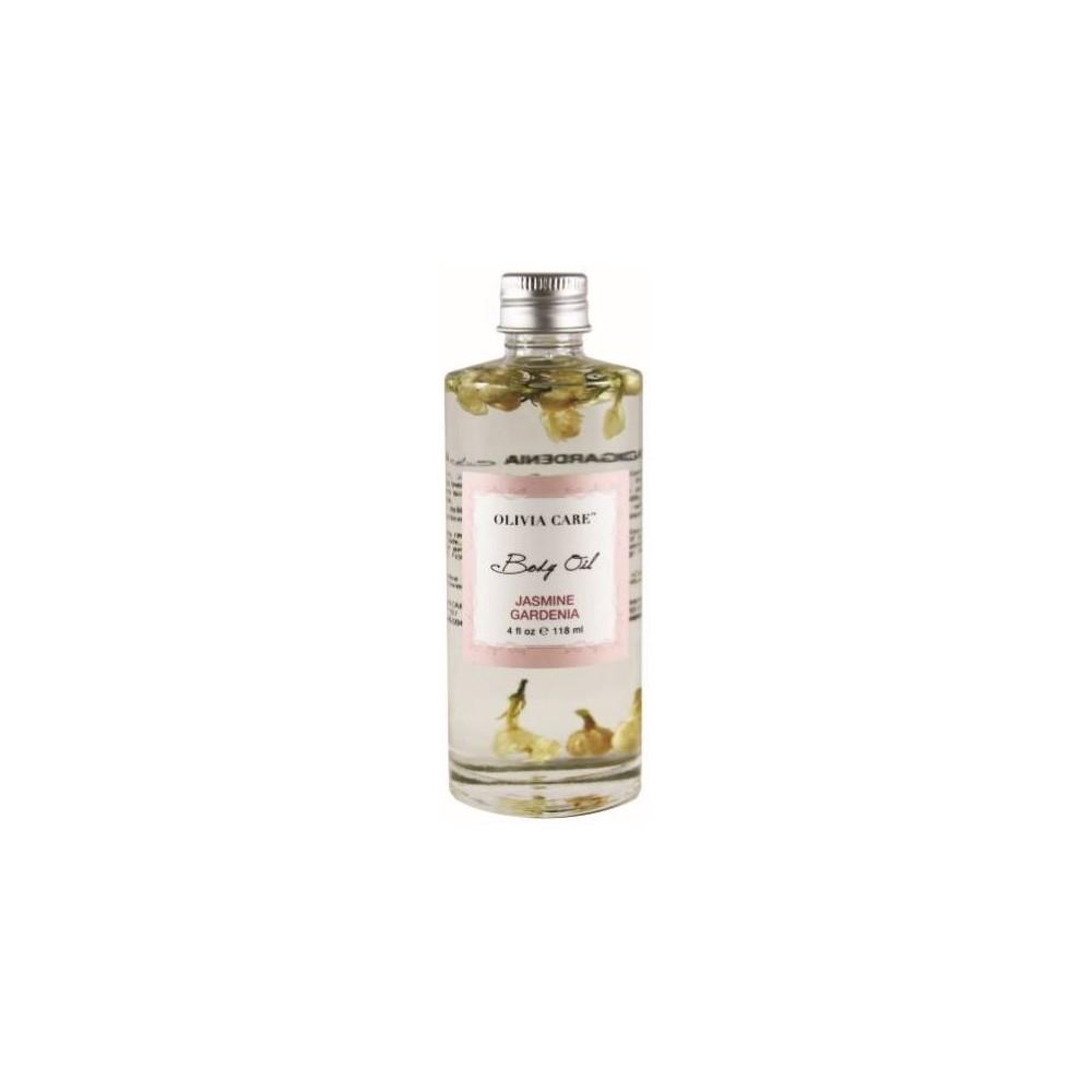 Olivia Care Gardenia Body Oil - 4 fl oz