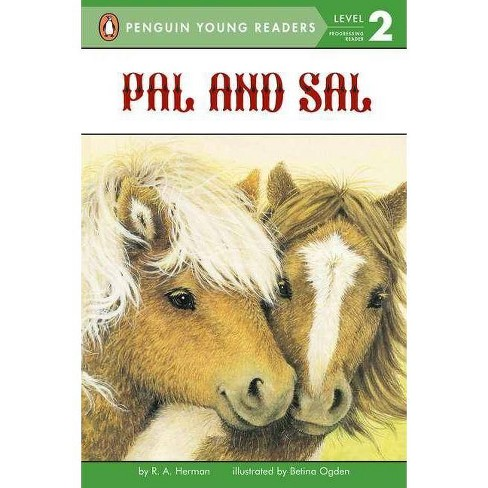 Pal and Sal - (Penguin Young Readers, Level 2) by  Ronnie Ann Herman (Paperback) - image 1 of 1