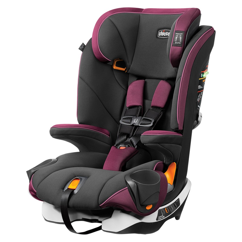 Image of Chicco MyFit Harness Booster Car Seat - Gardenia