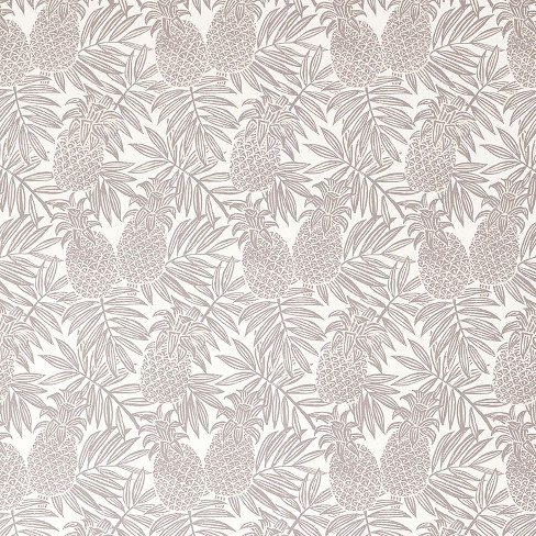 Pineapple Peel & Stick Wallpaper Brown - Opalhouse™ - image 1 of 4