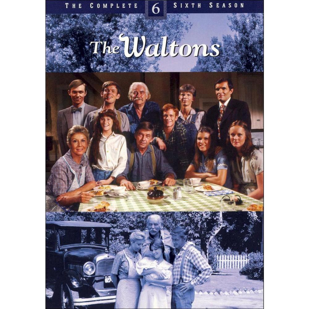 Waltons:Comp 6th ssn (Dvd)