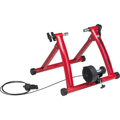 Bell Motivator 2.0 Magnetic Resistance Bicycle Trainer – Red