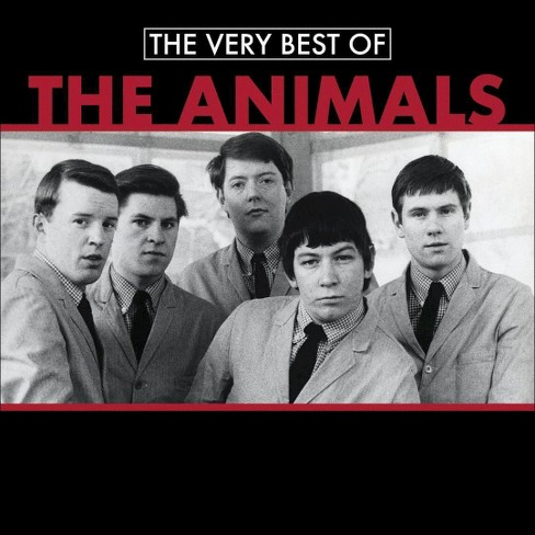The Animals - The Very Best of the Animals (CD) - image 1 of 1