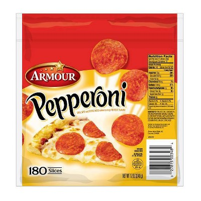 Armour Family Pack Pepperoni - 12oz