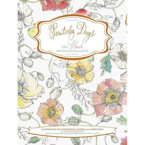 Painterly Days - by  Kristy Rice (Paperback) - image 1 of 1