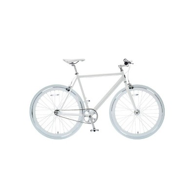 "Sole Bicycles The Blanco II Single Speed 29"" Road Bike - White"