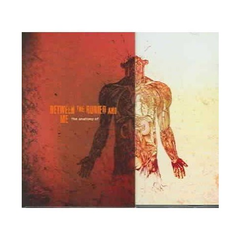 Between the Buried and Me - The Anatomy Of (CD) - image 1 of 1