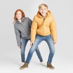 Kids' Lightweight Puffer Jacket - Cat & Jack™