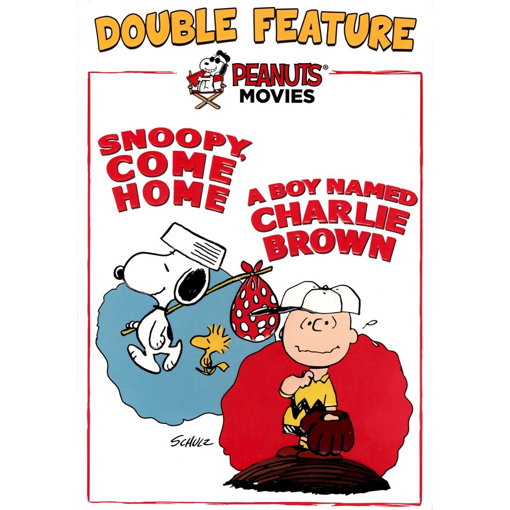 Charlie Brown & Peanuts:Snoopy Come H (Dvd)