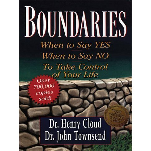 Boundaries - (Christian Softcover Originals) by  Henry Cloud (Paperback) - image 1 of 1