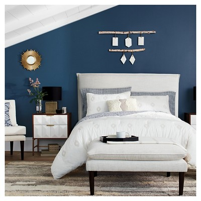 Modern Diamond Bedroom Collection   Nate Berkus™