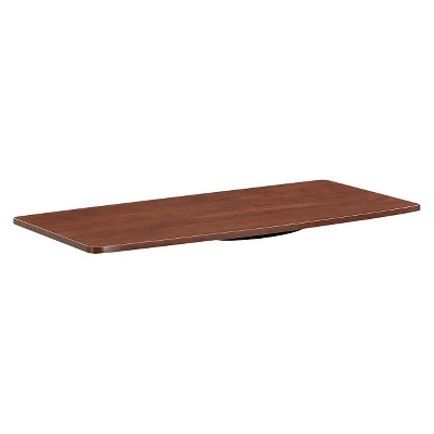 """XL Single Tier Swivel Riser TV Stand for TVs up to 32"""" Cherry - Breighton Home"""