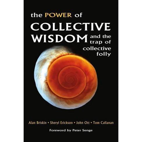 The Power of Collective Wisdom - by  Alan Briskin & Sheryl Erickson & Tom Callanan (Paperback) - image 1 of 1