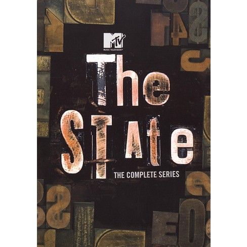 The State: The Complete Series (5 Discs) (dvd_video) - image 1 of 1