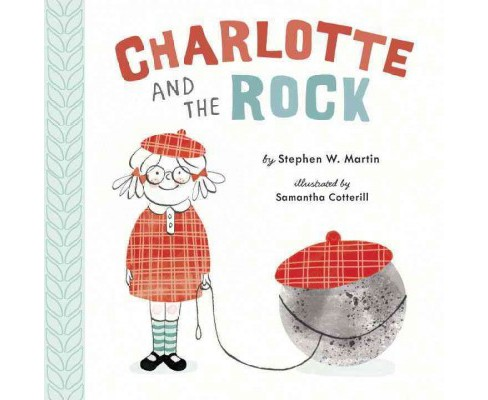 Charlotte and the Rock (School And Library) (Stephen W. Martin) - image 1 of 1