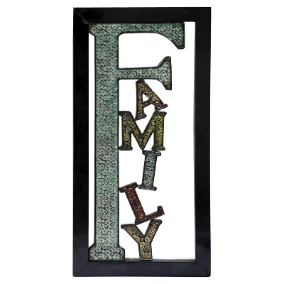 Wall Decor-Family - Home Source