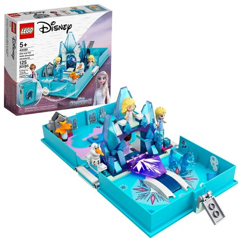 LEGO Disney Elsa and the Nokk Storybook Adventures 43189 - image 1 of 4