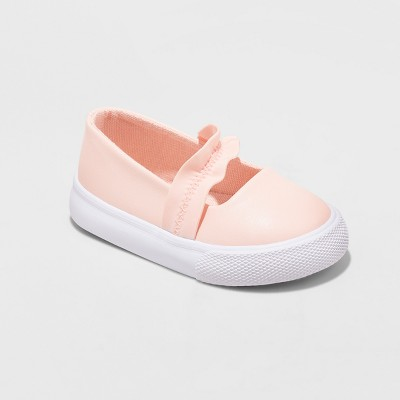 Infant Girls' Bernice Mary Jane Sneakers - Cat & Jack™ Pink 2