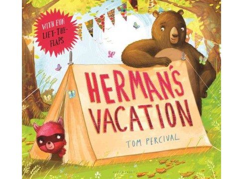 Herman's Vacation (School And Library) (Tom Percival) - image 1 of 1