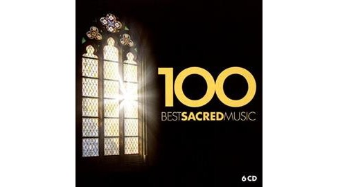 Various - 100 Best Sacred Music (CD) - image 1 of 1