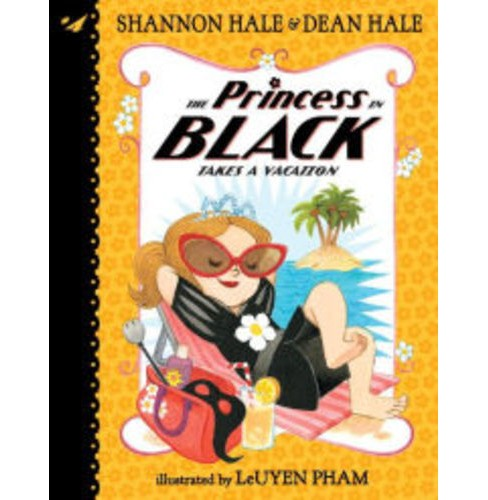 Princess in Black Takes Vacation (Paperback) (Shannon Hale) - image 1 of 1