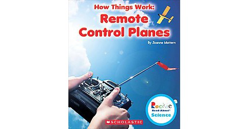 Remote Control Planes (Library) (Joanne Mattern) - image 1 of 1