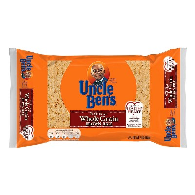 Rice: Uncle Ben's Rice