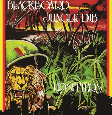 Lee Perry - Blackboard Jungle Dub (CD)