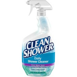 Clean Shower Daily Shower