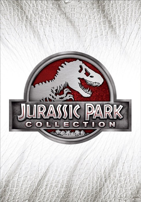 Jurassic Park Collection - image 1 of 1
