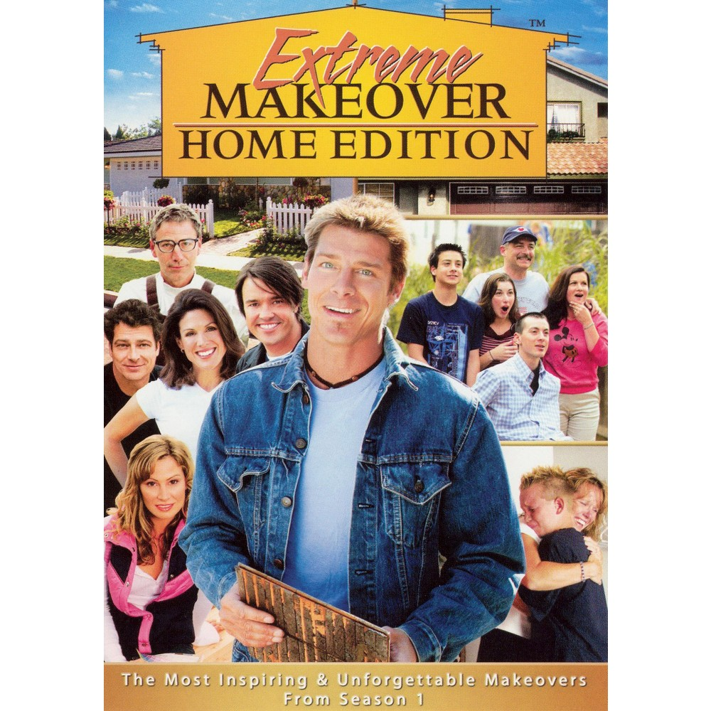 Extreme makeover:Home edition (Dvd)