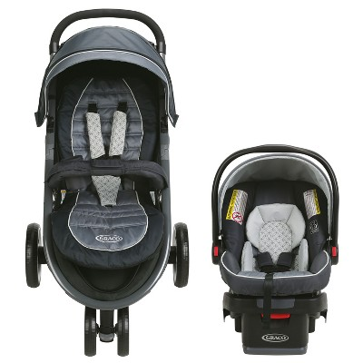 Graco Aire 3 Travel System - McKinley