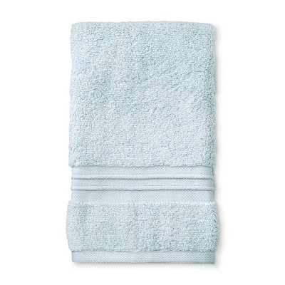 Spa Solid Hand Towel Newark Blue - Fieldcrest®