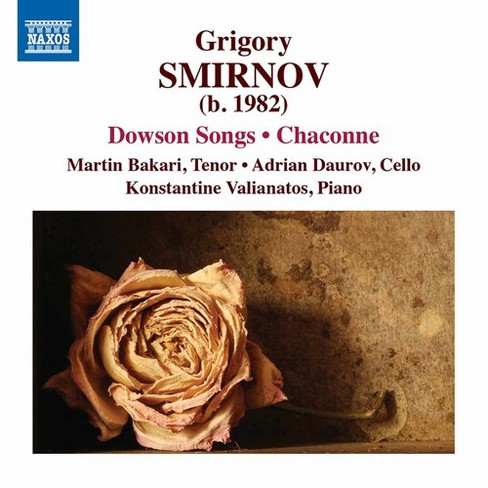 Various - Smirnov:Dowson Songs & Chaconne (CD) - image 1 of 1