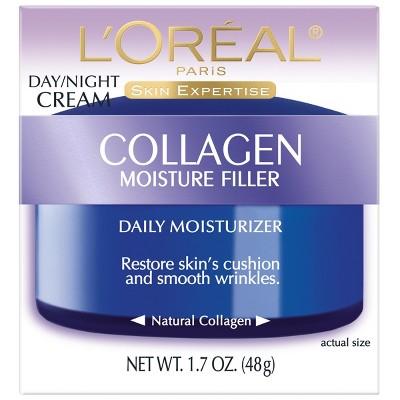 skin care collagen filler test