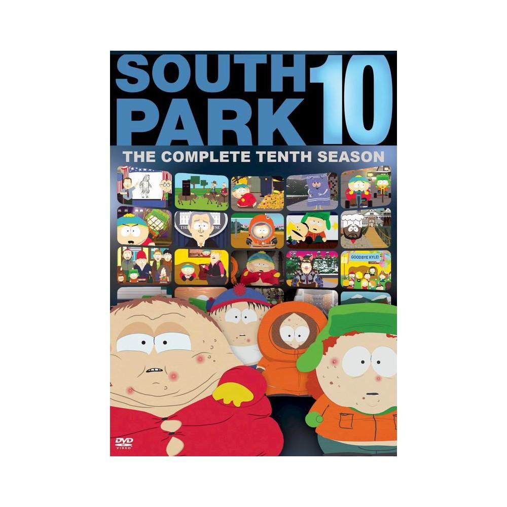 South Park: The Complete Tenth Season (3 Discs) (DVD) Best