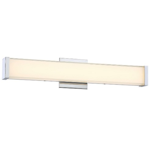 "Minka Lavery 70022 22"" Wide Integrated LED ADA Compliant Bath Bar from the Contemporary Square Collection - image 1 of 2"