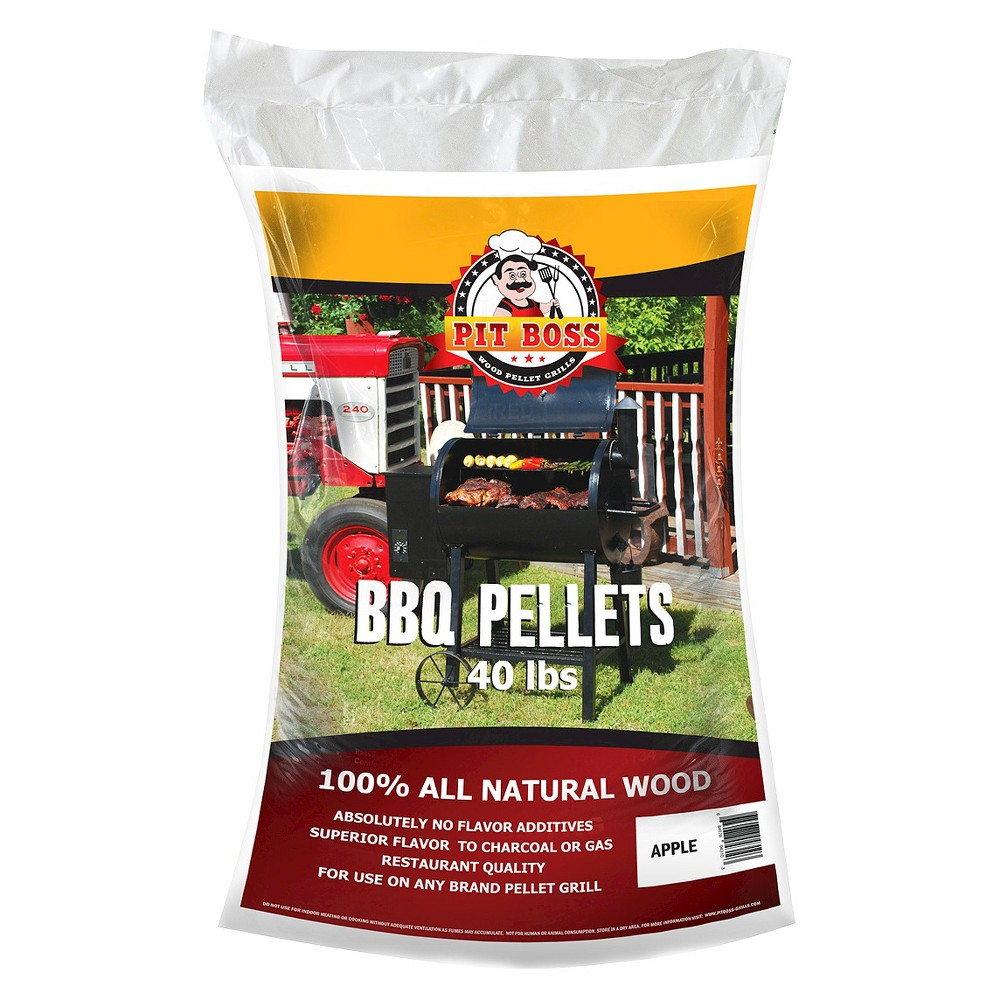 Image of BBQ Wood Pellet Fuel - Competition Blend - 40 lb bag - Pit Boss