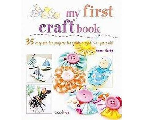 My First Craft Book Paperback Target