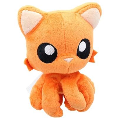 "Tentacle Kitty Little Ones 4"" Plush: Orange"