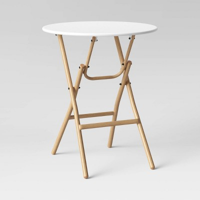 French Cafe Folding Patio Bistro Table - Threshold™