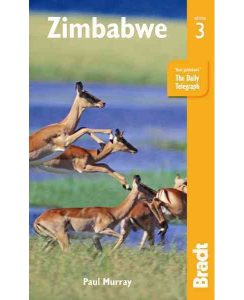 Bradt Zimbabwe (Paperback) (Paul Murray) - image 1 of 1