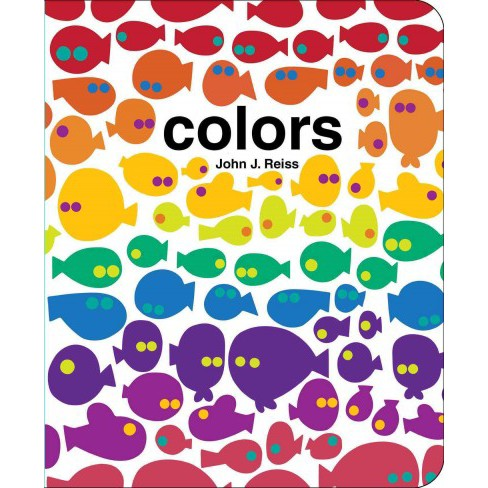 Colors (Hardcover) (John J. Reiss) - image 1 of 1