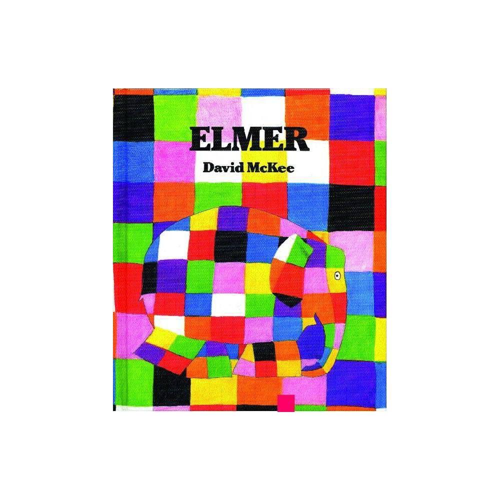 Elmer - (Elmer Books) by David McKee (Hardcover) Cheap