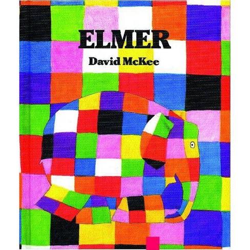 Elmer - by  David McKee (Hardcover) - image 1 of 1