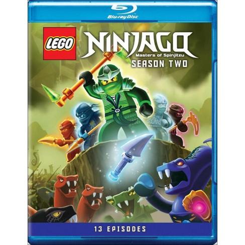 bf41e6149f8db1 LEGO Ninjago: Masters of Spinjitzu - Season Two (2 Discs) (Blu-ray)