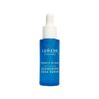 Lumene Lahde Quenching Aqua Serum with Hyaluronic Acid - 1 fl oz